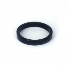 "Headset Spacer 1-1/8"" 5mm Black"