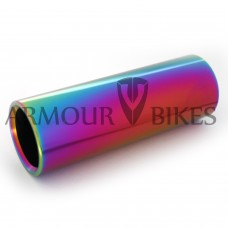 NUCLEAR Alloy Park/street Peg Oil Slick *defect