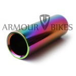 Nuclear BMX oil slick pegs