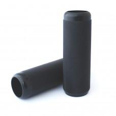 BOHM BMX Flatland Pegs [non-sharp knurling] Aluminum Black