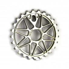 Furious 25T BMX Sprocket Silver