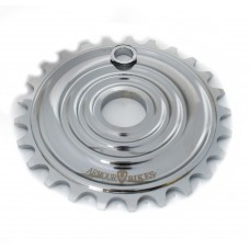 Shockwave 25T  Sprocket Chrome
