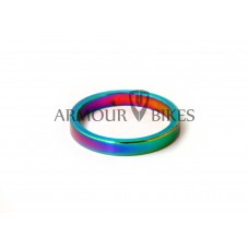 "Headset Spacer 1-1/8"" 5mm Oil Slick"