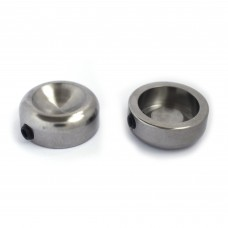 Everlast v2 Titanium Bar Ends Silver