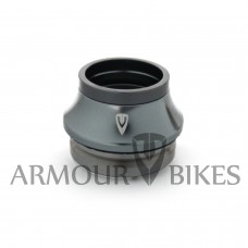 "Integrated Headset Armour Bikes 1-1/8"" GunMetalGrey"